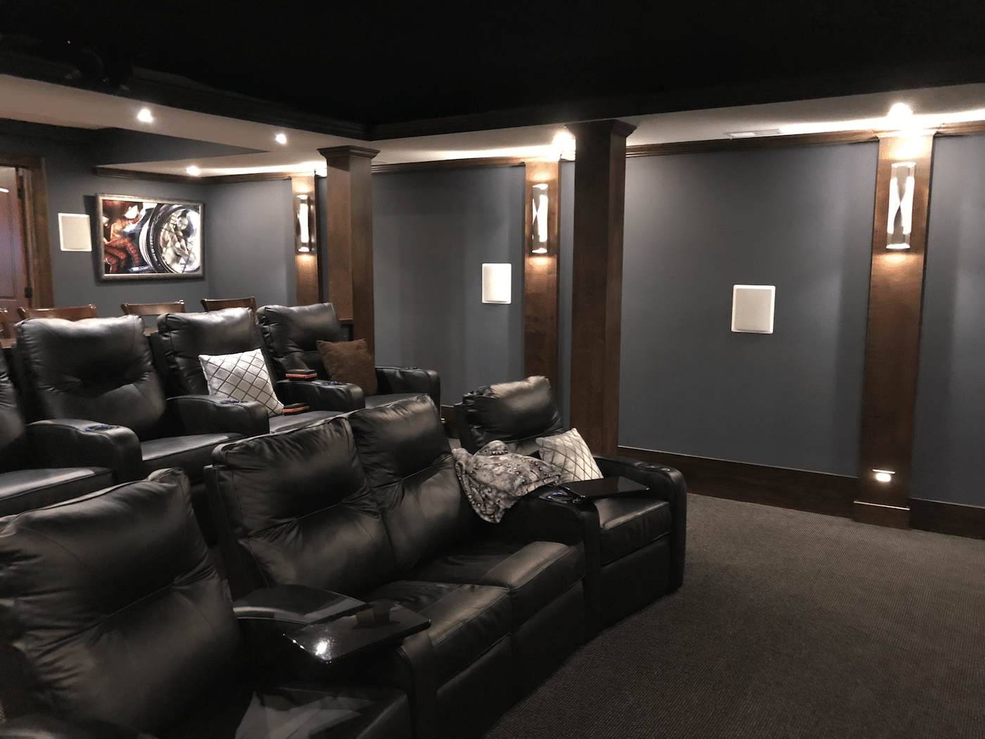 Home Theater Installation Simplicity
