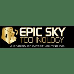 Epic sky logo.