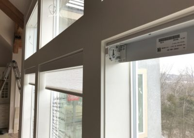 Smart shades installation | Home Automation Kansas City